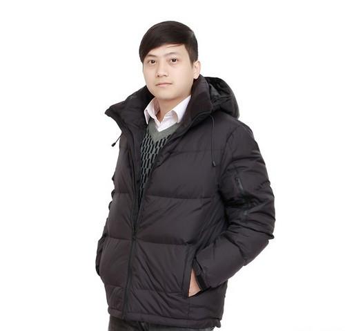 cách chọn áo khoác nam theo dáng người